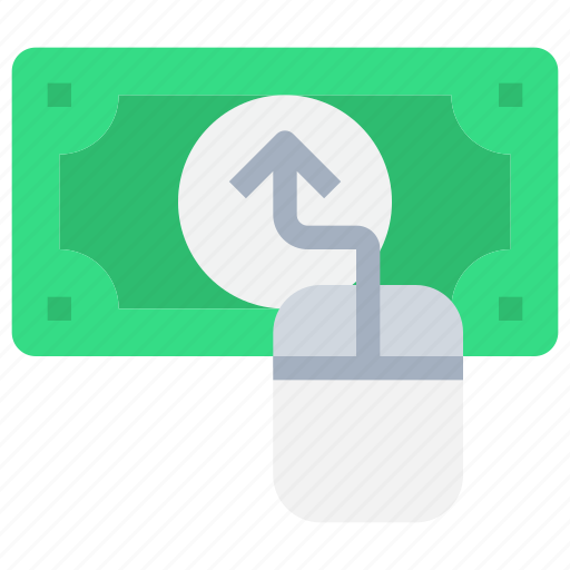 bank, business, marketing, money, online, payment icon