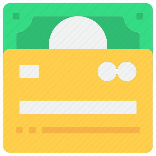 bank, card, credit, money, payment icon