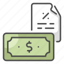 business, financial, government, money, payment, tax, taxation icon