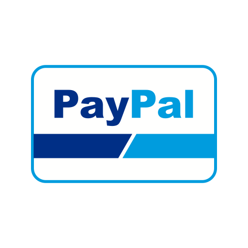 online payment, online transaction, payment method, paypal icon