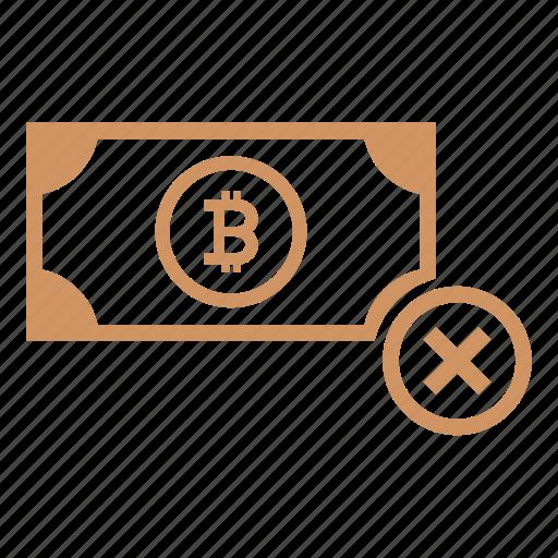 b, bitcoin, earnings, grow, money, multiply icon