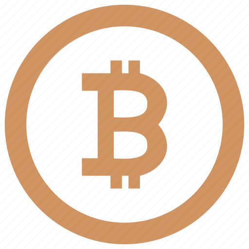 b, bitcoin, blockchain, circle, label, money, round icon