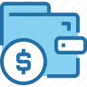 bank, banking, business, money, payment, wallet icon