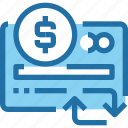 banking, business, card, credit, money, payment, shopping icon