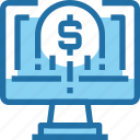 banking, business, computer, money, online, payment icon