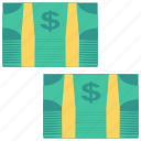 cash, dollar, earning, finance, money icon