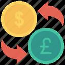 cash, currency, dollar, exchange, money