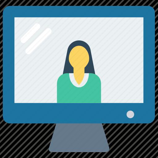 account, login, profile, screen, user icon