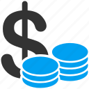earn, finances, fund, funds, gain, invest, rich icon