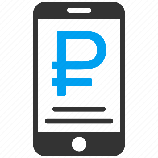 phones, rouble, ru, russia, russian, wallet, webmoney icon