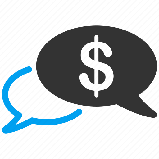 cash, chat, dollar, financial, payment, trade, transfer icon