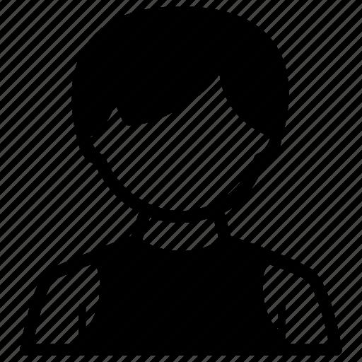 avatar, baby, boy, child, kid, little, pupil icon