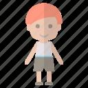 boy, figure, person, sim icon