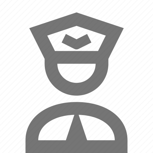 avatar, cop, human, occupation, officer, people, police, work icon