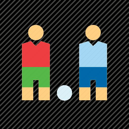 football, man, people, player, soccer, sport, sportsman icon