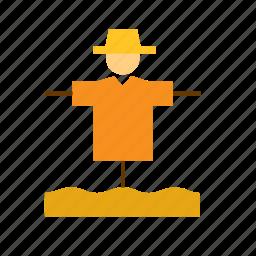 farm, farming, people, person, scarecrow icon