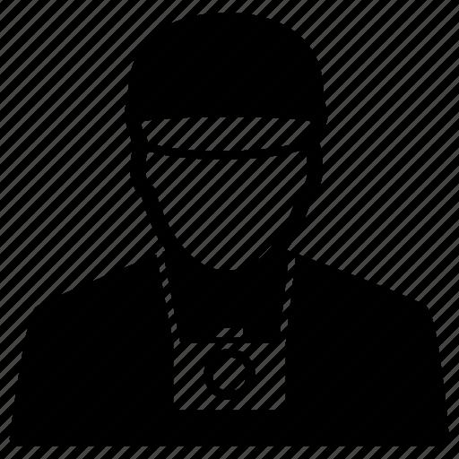 avatar, man, photograph, photographer, tourist icon