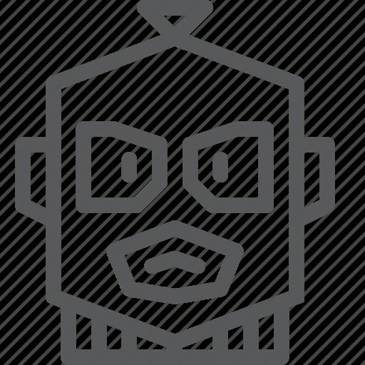avatar, burglar, cover, face, job, occupation, robber, thief icon
