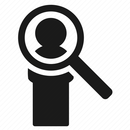 avatar, people, profile, user, zoom icon