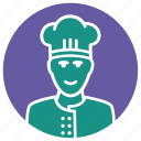 chef, chef icon, cook, cooking, cuisine, kitchen, master chef icon
