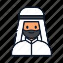 avatar, islam, muslim, people icon