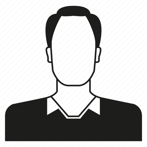avatar, character, man, people, person, profile, user icon