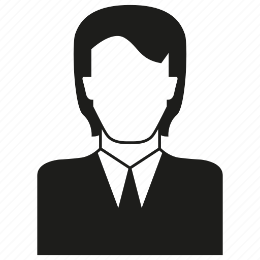 avatar, business man, character, people, person, profile, user icon