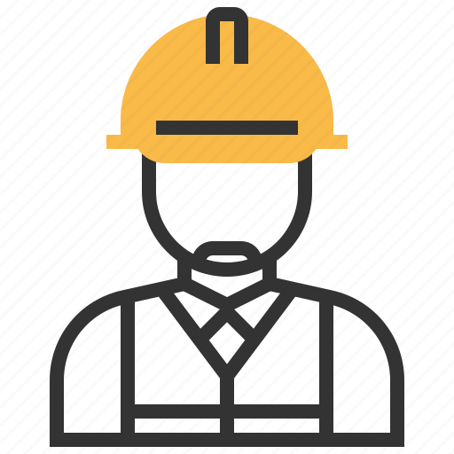building, construction, repair, worker icon