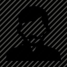 face, male, man, mustache, neat, portrait icon