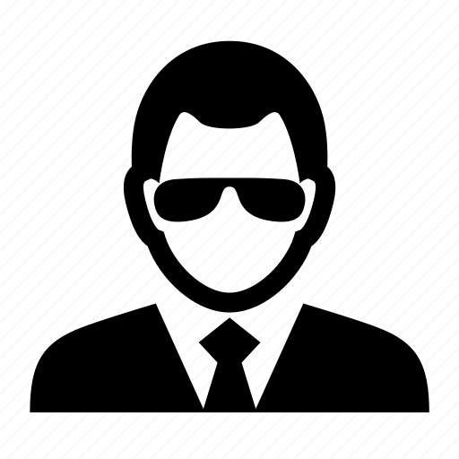 businessman, face, glasses, male, man, portrait, professional, suit icon