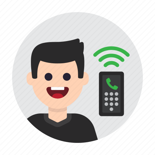 Call, dialing, mobile, number, phone, ringing, smartphone icon - Download on Iconfinder