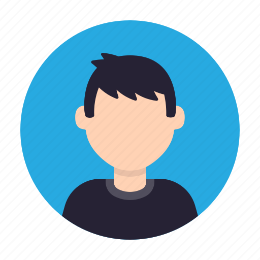 Avatar, boy, face, man, person, profile, user icon - Download on Iconfinder