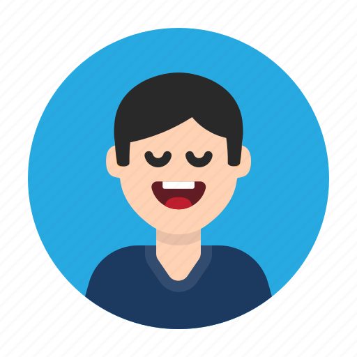 Avatar, chill, man, people, pleased, relax, rest icon - Download on Iconfinder