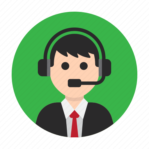 call center, contact, customer service, headset, helpline, operator, support icon