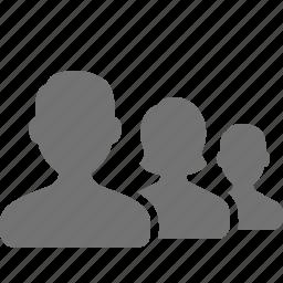 avatar, fan, follow, group, lead, people, user icon