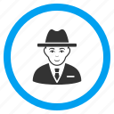 cia spy, detective, fbi agent, gentleman, secret service, security, thief