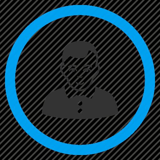 boy, customer profile, gentleman, guy, human figure, man pose, user account icon