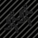 marathon, people, race, run, running, sport, track