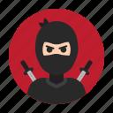 japan, avatar, warrior, assassin, ninja, fighter, martial arts