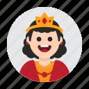 crown, kingdom, medieval, princess, queen, royal, royalty
