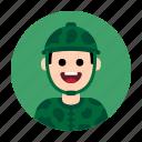 army, avatar, job, military, occupation, soldier, war
