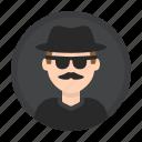 anonymous, avatar, cia, detective, fbi, incognito, spy