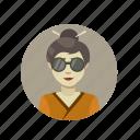 asian, chinese, japanese, sushi icon