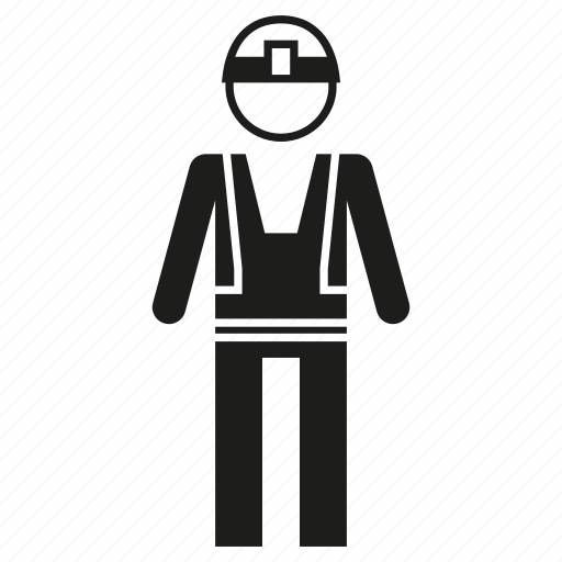 man, people, service man icon