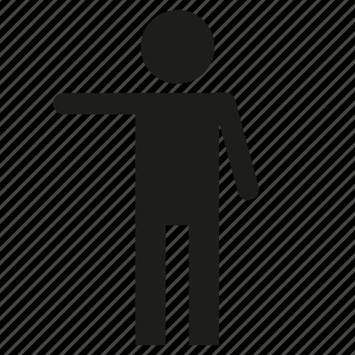 man, people icon