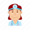 avatar, dentist, doctor, people, practitioner, profession, teeth icon
