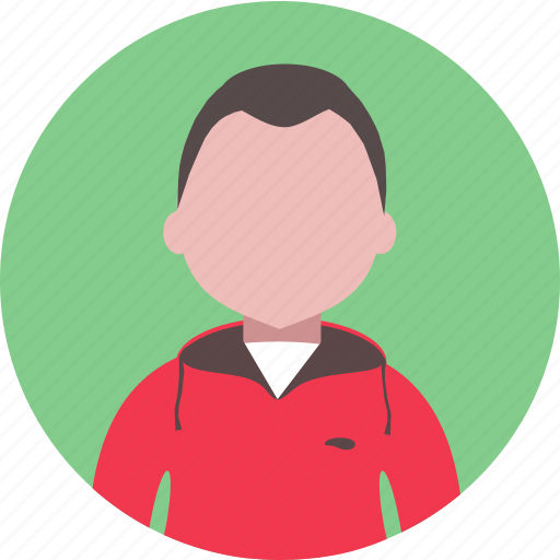 avatar, boy, face, hidden, male, man, person, profile, round icon