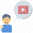 youtuber, vlogger, creator, streamer, passive, income, inspiration