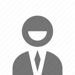 business man, person icon
