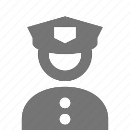 cop, officer, police icon